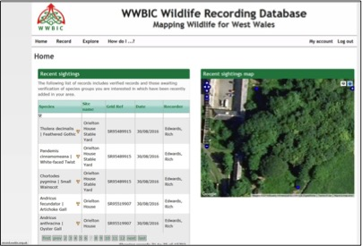 wwbix-wildlife-recording-database